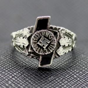 WW2 german ss rings