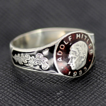 German Ring ss Adolf Hitler 1933