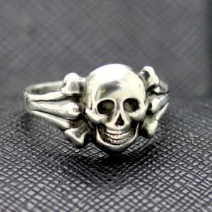 German ring SS Death Head