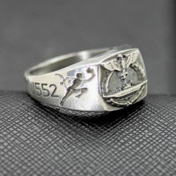 WWII German Kriegsmarine U-Boat ring u552