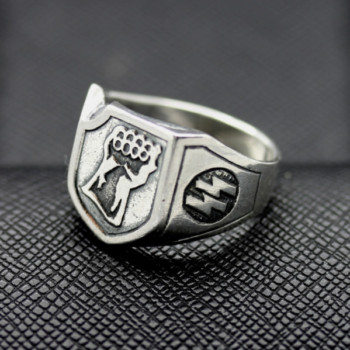 German 17th SS Panzergrenadier Division ring
