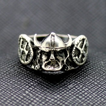 Ring SS WW II GERMAN WAFFEN WIKING DIVISION ring