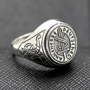 German rings German Elite WWII Ring Deutsches Ahnenerbe