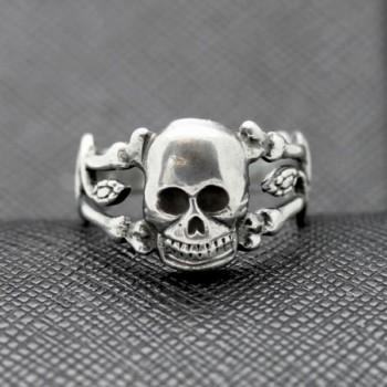 Death Head ring snakes German rings