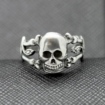 Death Head ring snakes German rings