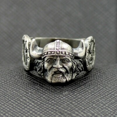 Ring SS WW II GERMAN WAFFEN WIKING DIVISION rings