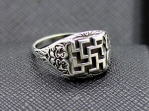 German Valkyrie Cross Deutscher Turnerbund ring SS