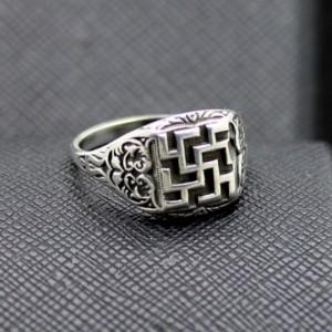 German Valkyrie Cross Deutscher Turnerbund ring SS