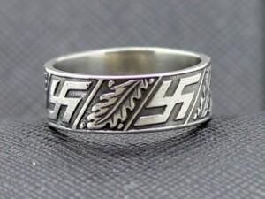 German SS Wedding Ring