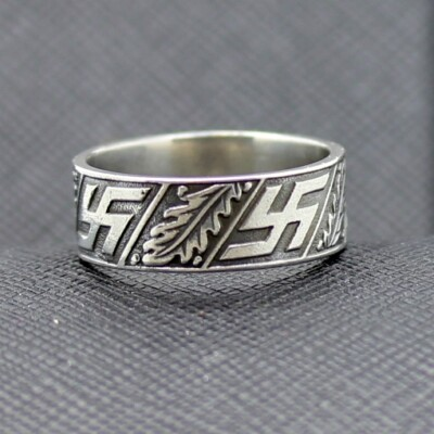 German SS Wedding Ring