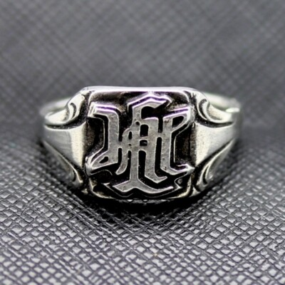 German rings The 1st Division LAH ring
