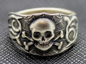 Death head ring