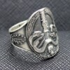 GERMAN ANTI PARTISAN BADGE RING