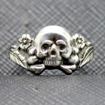 WW2 Edelweis Division Ring