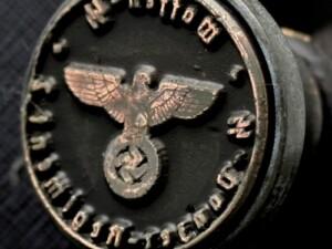 GERMAN NAZI STAMP OF THE THIRD REICH