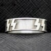 SS ring silver