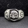 WWII SS Death Head ring