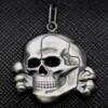 TOTENKOPF pendant