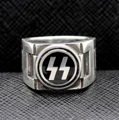 GERMAN WWII WAFFEN RING